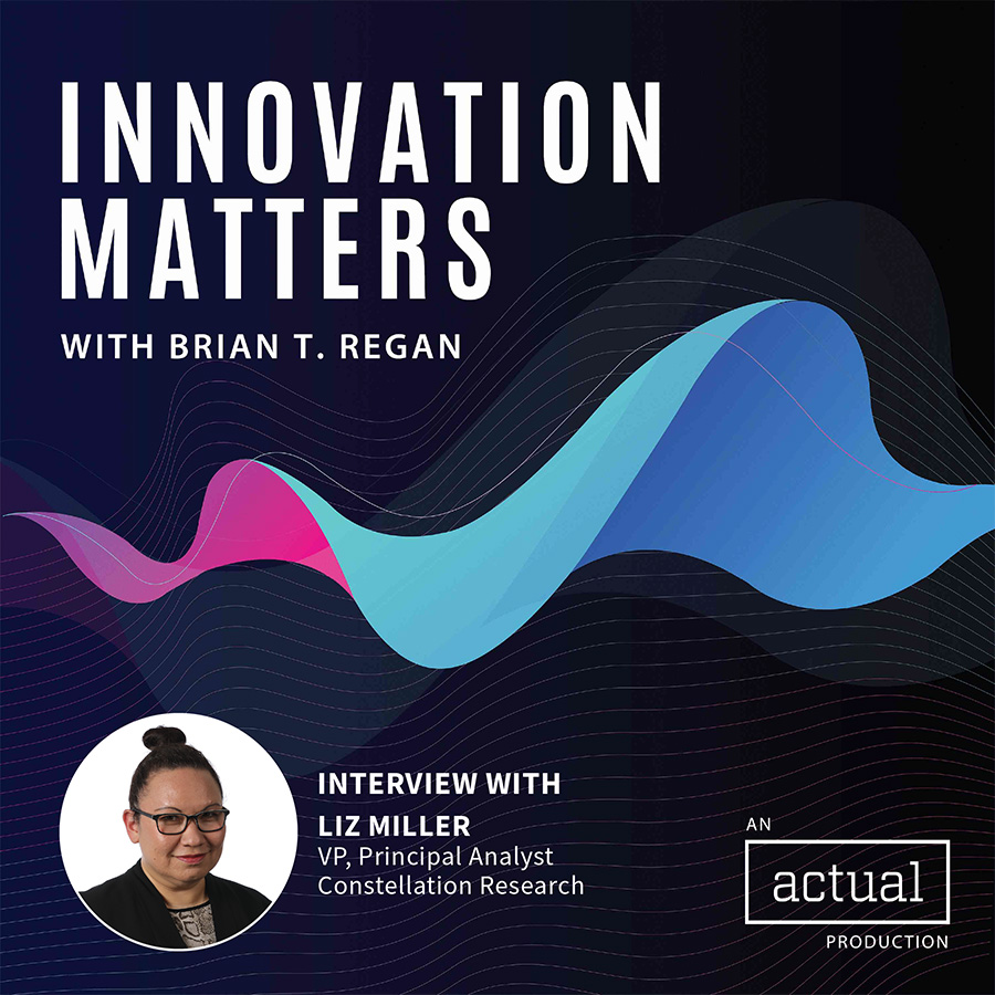Innovation Matters Episode Card